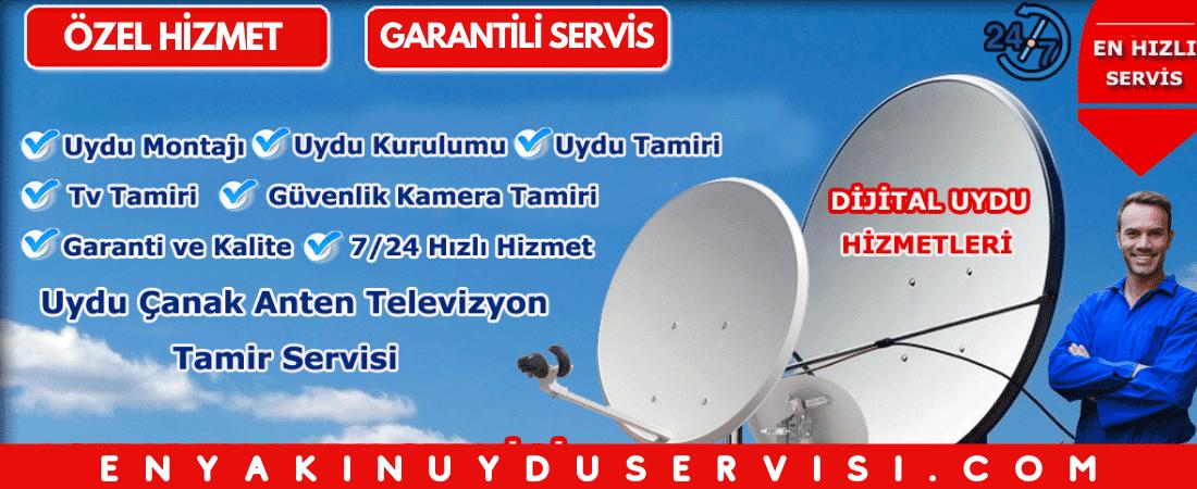 Bursa Uydu Çanak Anten Servisi